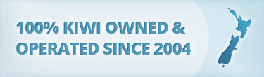 100% Kiwi-owned and operated since 2004
