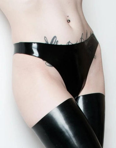 Libidine Latex Thong