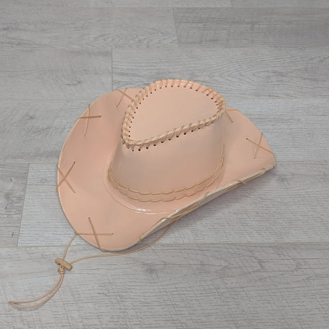 Latex Cowboy Hat