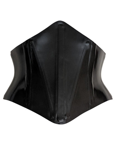Latex Corset Belt (Steel Boned) - READY TO SHIP to fit 25-28 inch waist