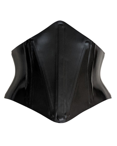 Latex Corset Belt (Steel Boned)