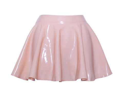 Latex Skater/Circle Skirt