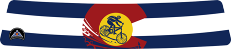 Colorado Mountain Biker Wrap