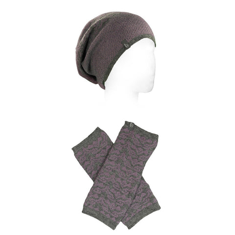 Escher Alpaca Hat & Glove Sets