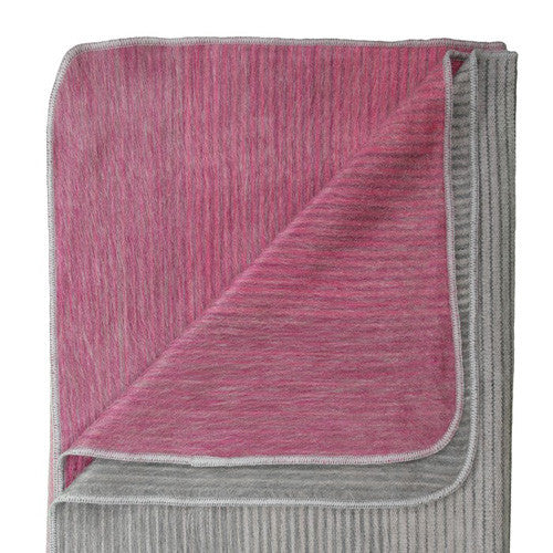 Radiant Orchid Alpaca Throw by Shupaca