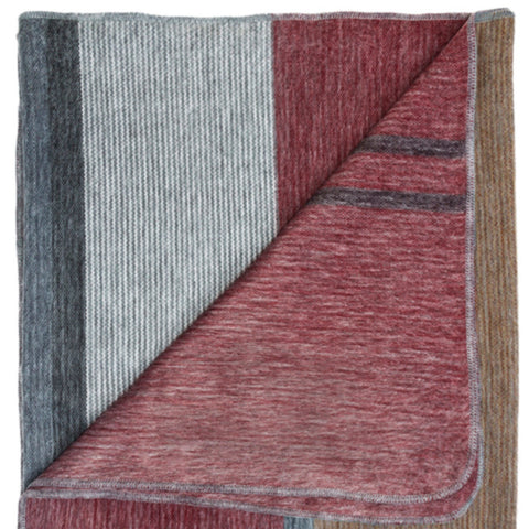 Rustica Alpaca Throw by Shupaca