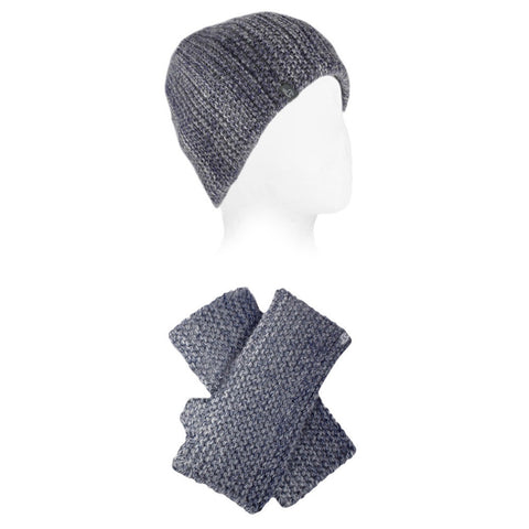 Highland Alpaca/Wool Hat & Glove Sets by Shupaca
