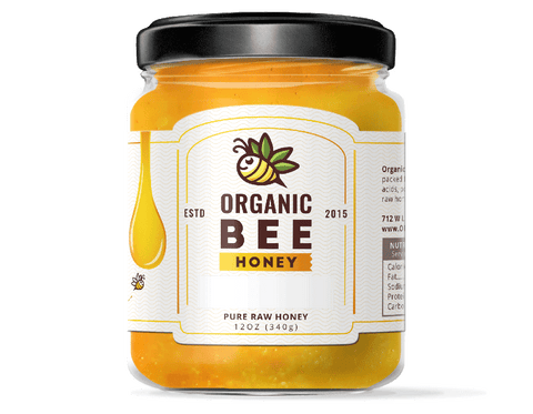 Raw Honey Bee Pollen