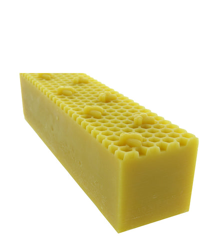 Two Pound Beeswax Block