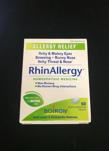 Rhin Allergy