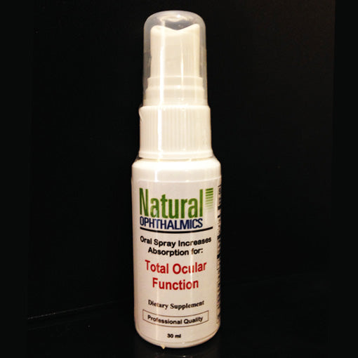 Total Ocular Function Oral Absorption Spray