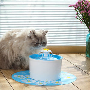 Pet Water Fountain Replacement Mat