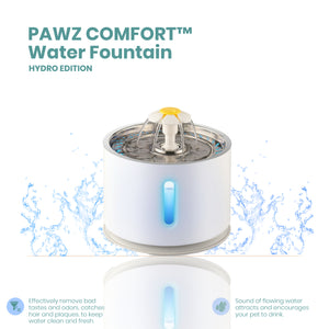 PAWZ COMFORT™ Pet Fountain