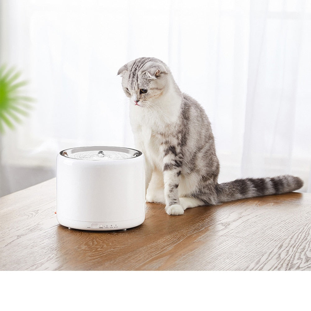 ACQUAFOUNT™ Smart Cat Water Fountain