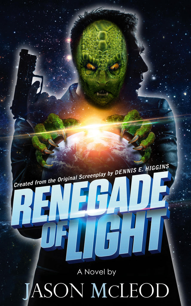 Renegade of Light Book Release
