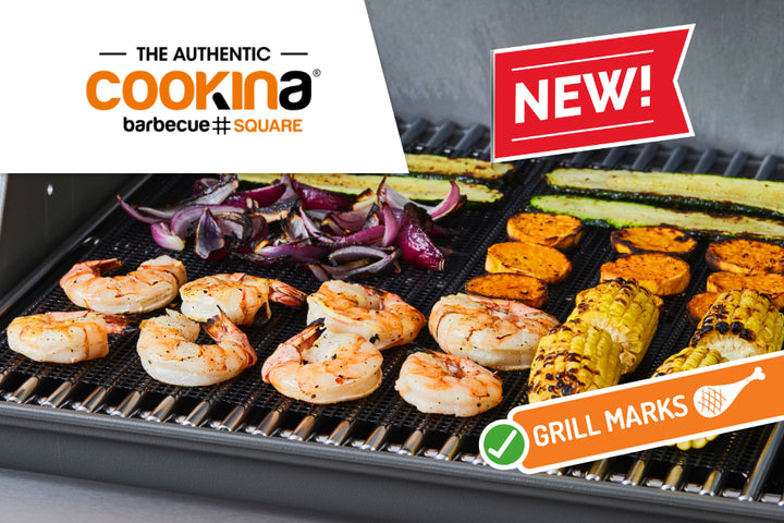 COOKINA barbecue SQUARE