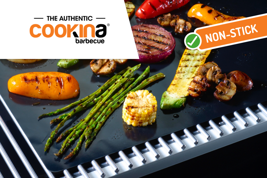 COOKINA Barbecue 3-Pack Special