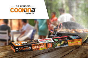 1 Reusable COOKINA barbecue sheet