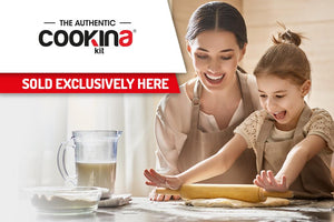 COOKINA Baking Discovery Kit