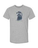 Seal athletic heather scuba tee shirt for men