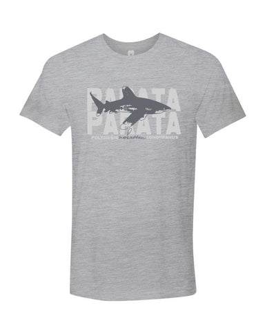 Scuba t-shirt Oceanic whitetip grey