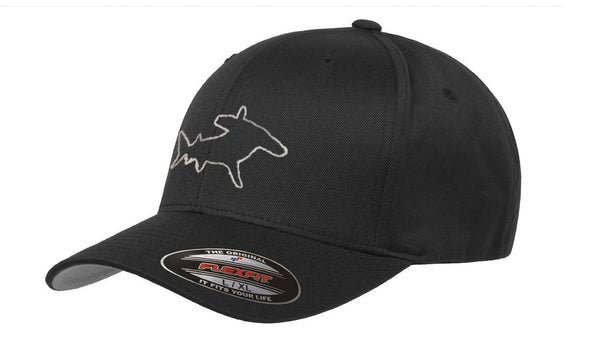 Scuba diving apparel Shark cap