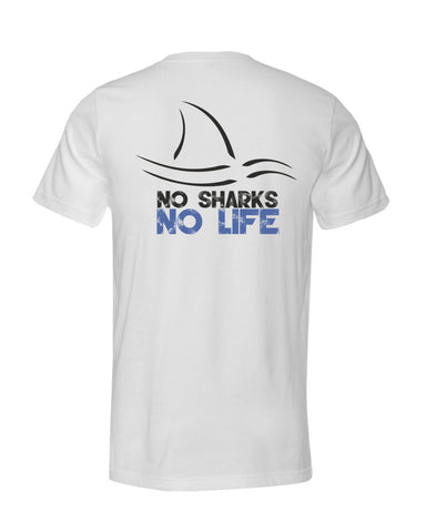 SHARKS MISSION FRANCE TEES