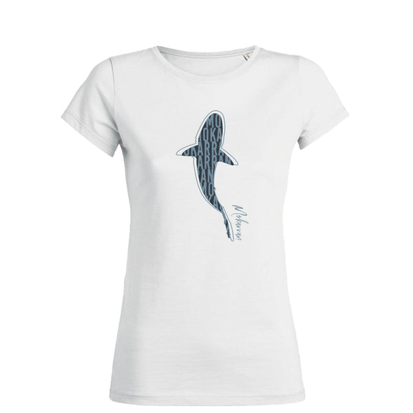 Shark t-shirt for women