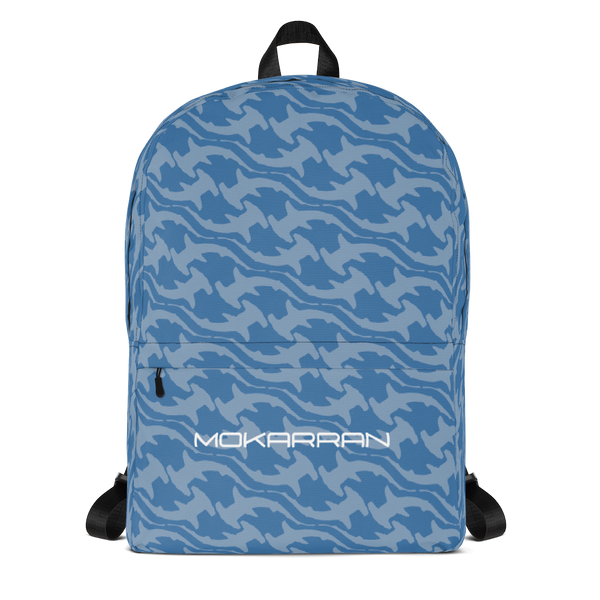 Scuba Backpack Blue