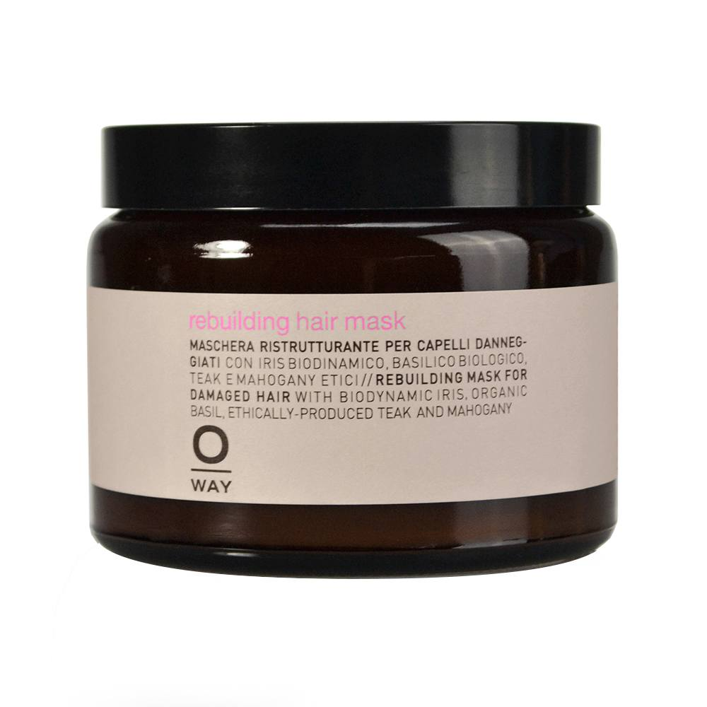Oway rebuilding - rebuilding hair mask - 500 ml.