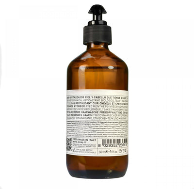 Oway - hair loss - micro-stimulating hair bath - 240 ml