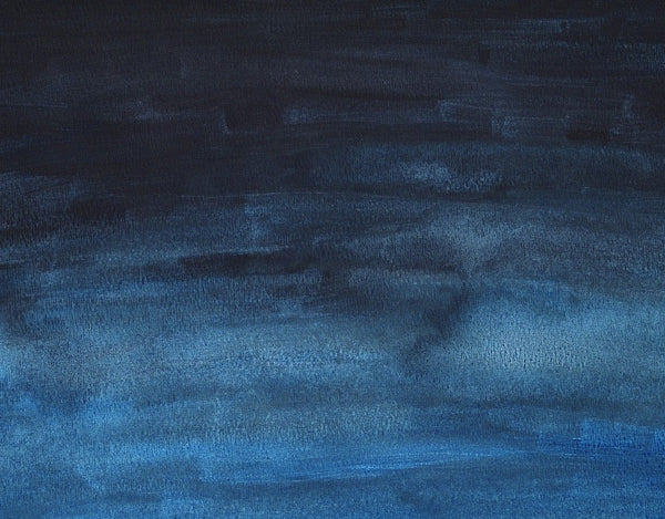 A photo of a blue water colored background