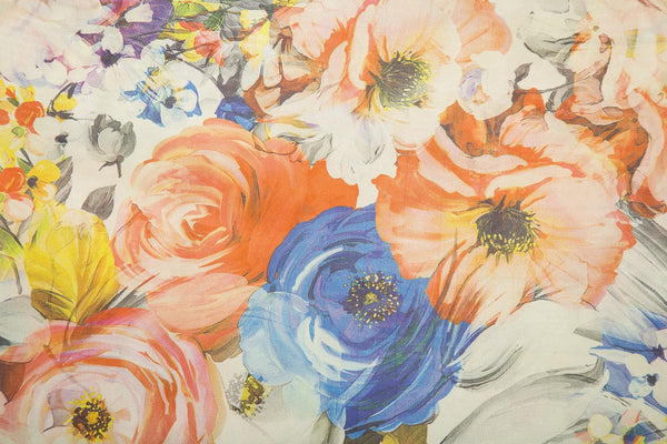 A beautiful flower painting