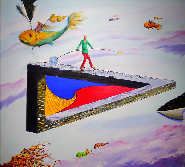 Great example of surrealist painting