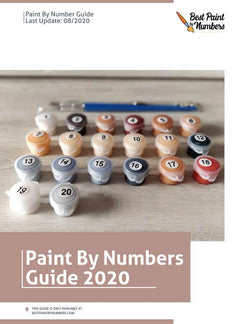 Ebook - Painting Knowledge Guide (Informations) - BestPaintByNumbers - Paint by Numbers Custom Kit