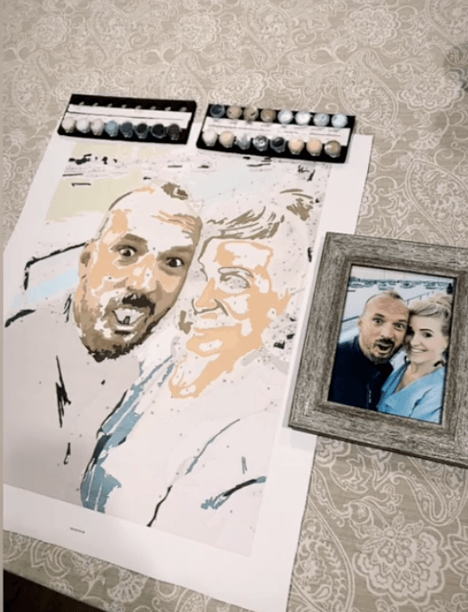 Paint by Numbers - paint your very own photo - mipicassa