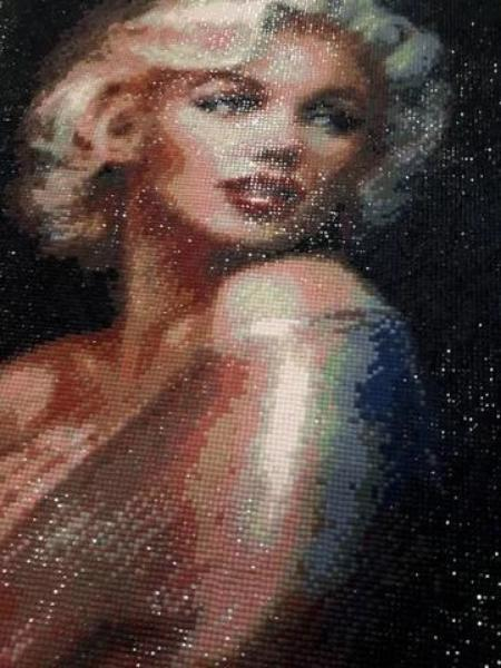 Personalized Custom Photo Diamond Painting - BestPaintByNumbers - Paint by Numbers Custom Kit