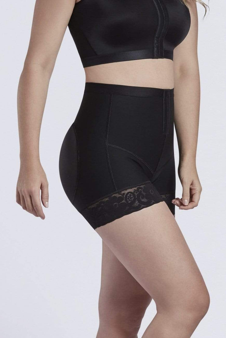 NCDI Post-Surgical Shapewear BLACK / S POST-SURGICAL BOOTY LIFTER PANTY LUNAVUE Shapewear