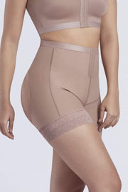 NCDI Post-Surgical Shapewear COCOA / S POST-SURGICAL BOOTY LIFTER PANTY LUNAVUE Shapewear