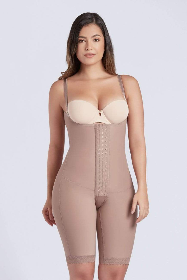 NCDI Post-Surgical Shapewear POST-SURGICAL FULL BODY LONG SECOND STAGE SHAPER LUNAVUE Shapewear