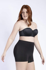 NCDI SEAMLESS BLACK / S EVERYDAY SEAMLESS SHAPING BOYSHORT LUNAVUE Shapewear