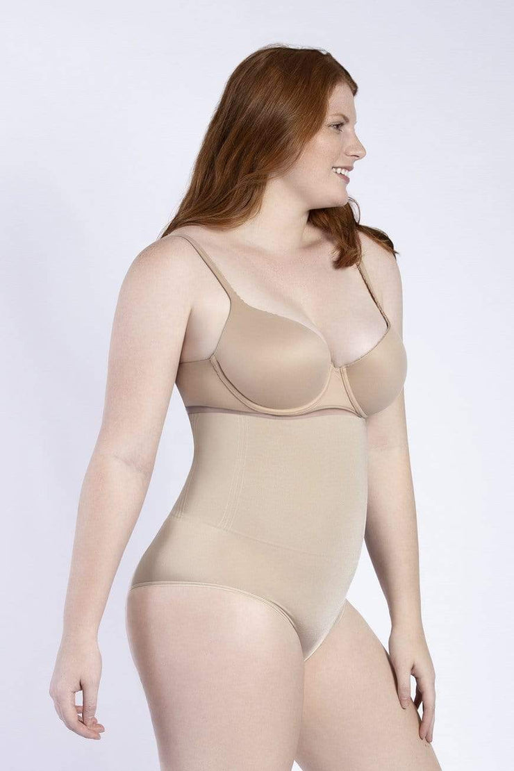 NCDI SEAMLESS NUDE / S SIGNATURE CONTROL SEAMLESS SHAPING HIGH-WAIST BRIEF LUNAVUE Shapewear