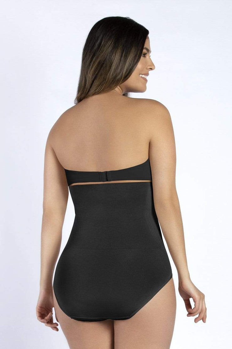 NCDI SEAMLESS SIGNATURE CONTROL SEAMLESS SHAPING HIGH-WAIST BRIEF LUNAVUE Shapewear