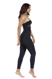 NCDI SPORTSWEAR BLACK / S FREENESSES ACTIVE HIGH-WAIST SHAPING LEGGINGS LUNAVUE Shapewear