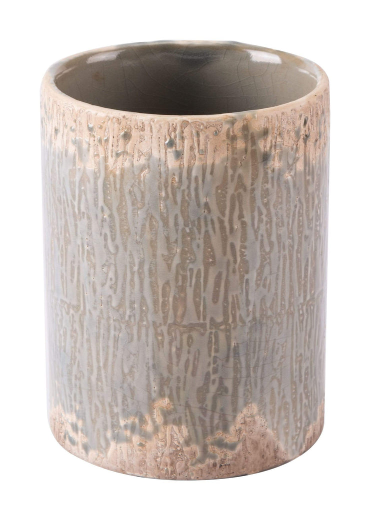 Zuo Modern Distressed Blue Sm Vase Distressed Blue Distressed Blue Sm Vase Distressed Blue LUNAVUE Shapewear