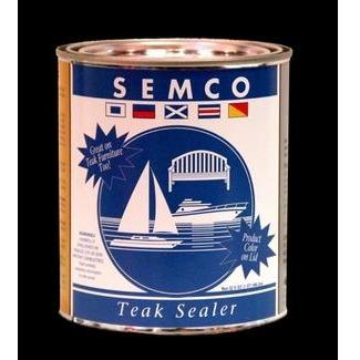 Semco Teak Wood Sealer Quart Honeytone