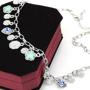 Collar Charms Azules