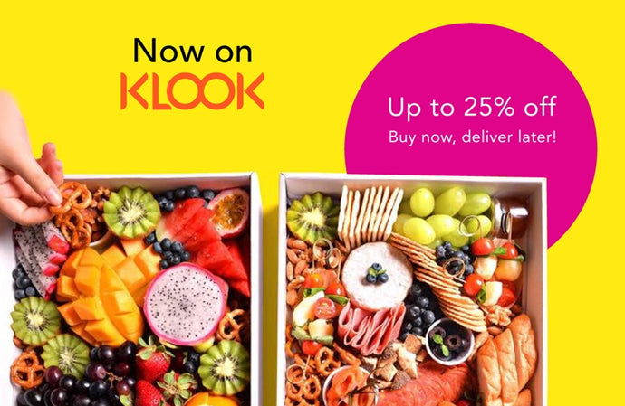 [Promotion] Party Platter Deals on KLOOK