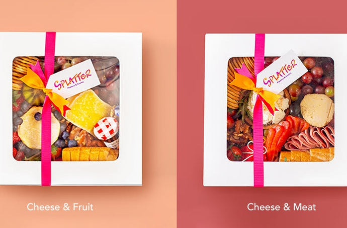 New! Cheese Platters in Family-Size for 4-6 Pax
