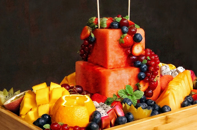 [Alternative Cakes] Watermelon Cake